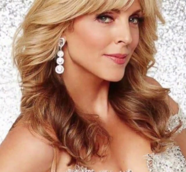 Marla Maples on her own campaign Dwts season 22