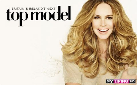 Elle Macpherson Britain and Ireland's Next Top Model