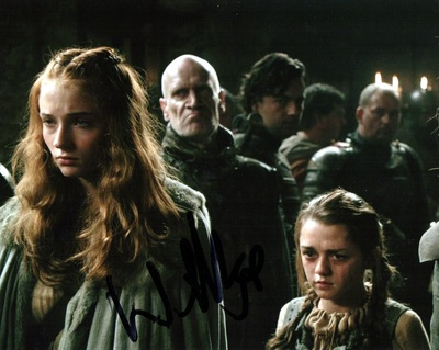 Wilko Johnson as a role of Ser Ilyn Payne in Game of Thrones.