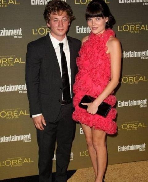 Allen White and Emma GreenwellAllen White and Emma Greenwell