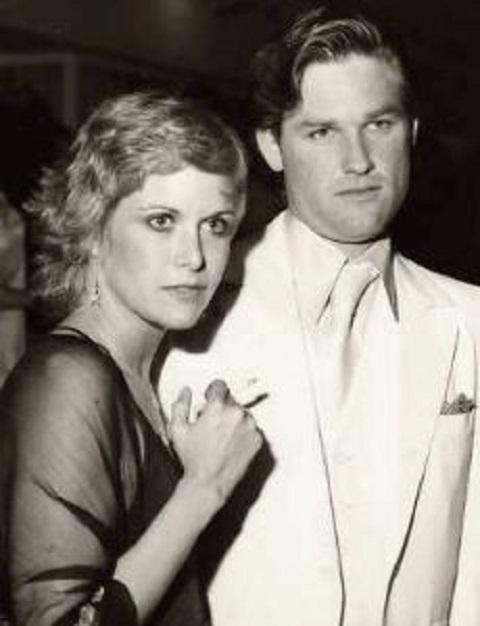 Season and her ex-husband, Kurt Russell
