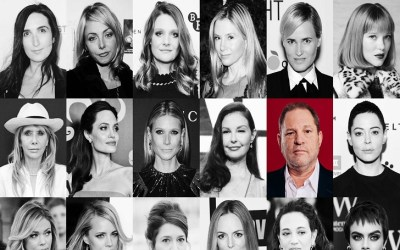 Thirty-Four Women Accused Harvey Weinstein' Sexual Misconduct, groping and sexual harassment during his two-decade, actress.