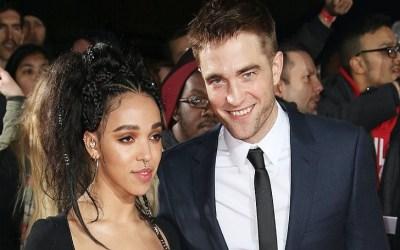 Robert Pattinson And Girlfriend FKA Twigs Called Off Their Engagement, girlfriend, boyfriend, dating, relationship, couple.