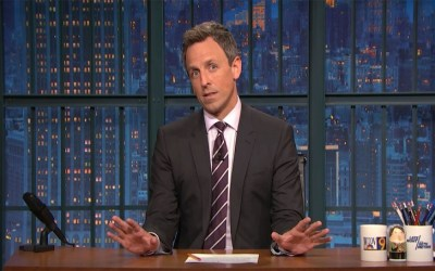 Seth Meyers Supports Eminem Slamming Donald Trump, Know What He has to Say to Trumps Fans, freestyle, Snoop Dogg, President.