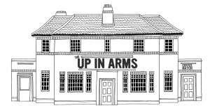 The Up In Arms