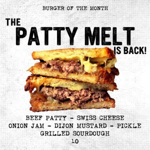 The Patty Melt