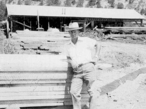 RJ, Ruidoso sawmill