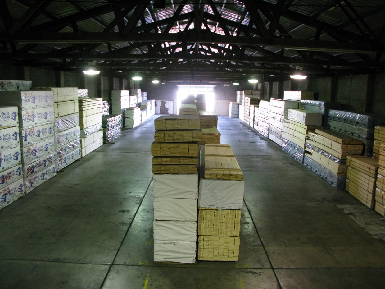 Covered storage