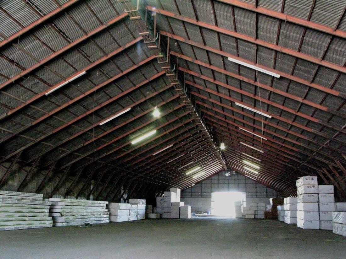 Covered storage, Lubbock