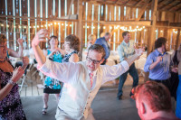 lil jon played at barn wedding