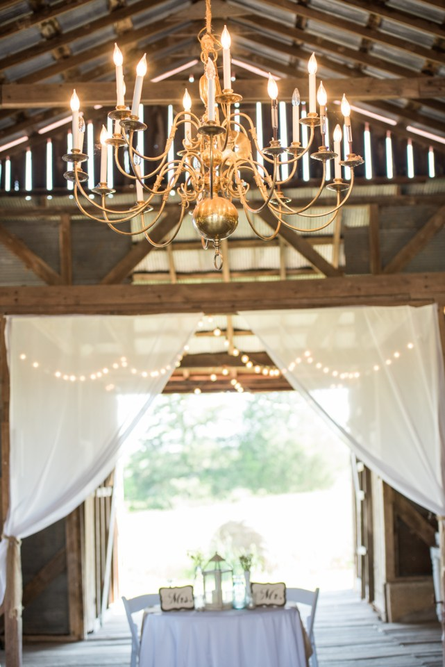 a barn wedding venue in Missouri