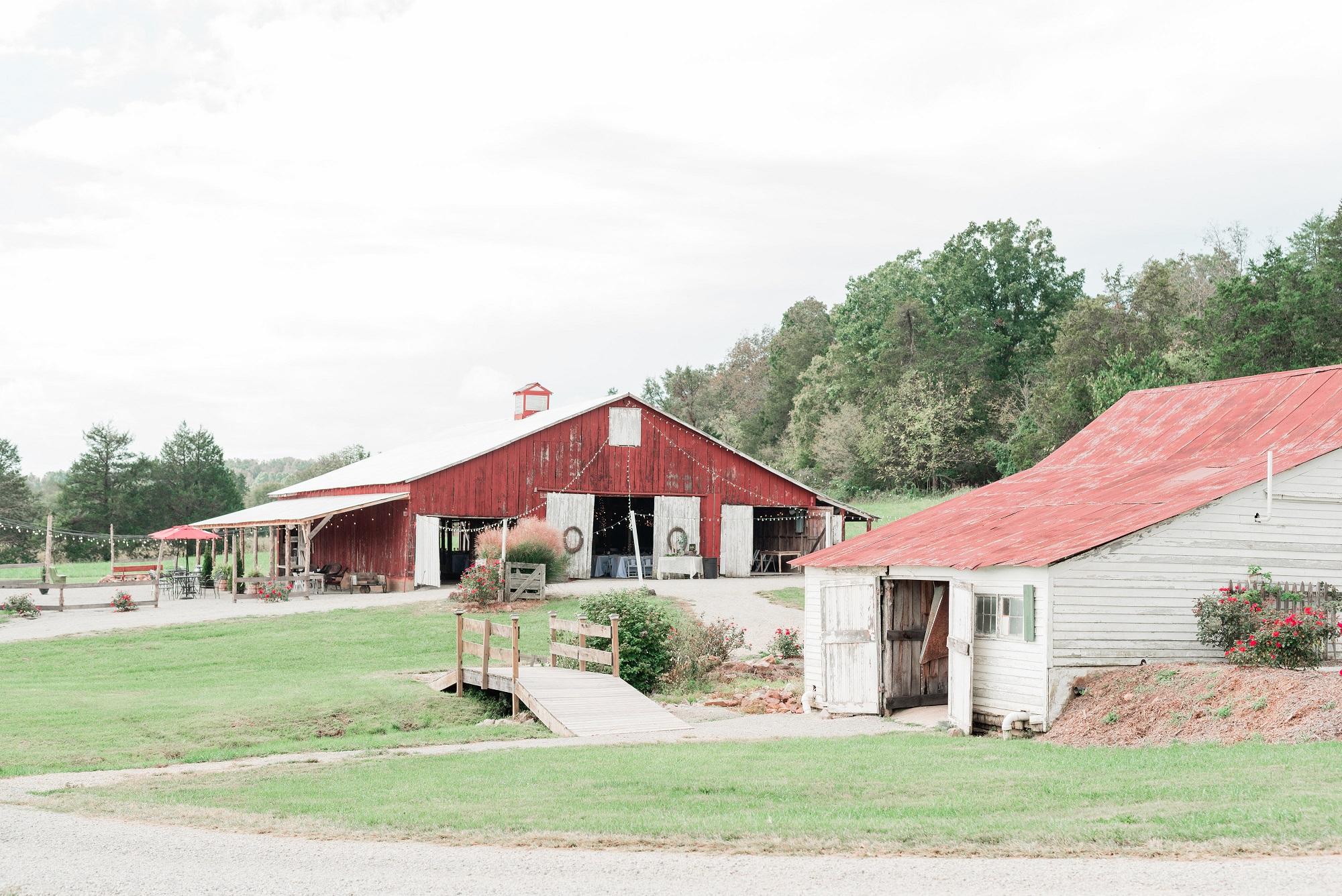 Barn Wedding venue located in Missouri - Click here to ...