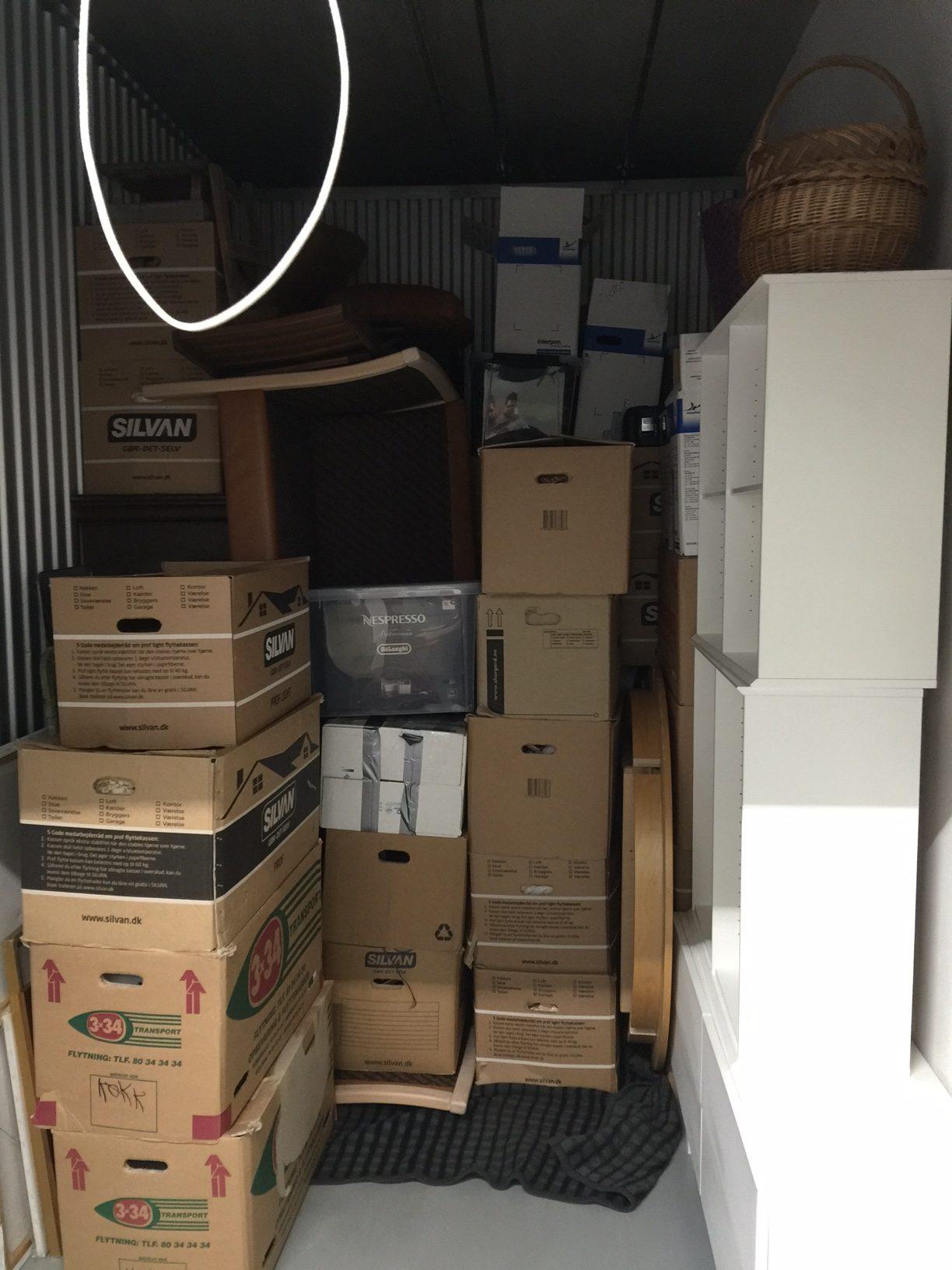 Priser Pa Opbevaring Super Priser Sikre Faciliteter Dognflyt Logistik