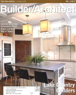 Builder Architect Cover Jacobson