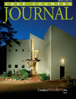Lake Country Journal Cover Manning