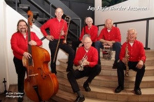 Jay Jay's Border Jazzmen @ Doe Jazz '81 Doetinchem