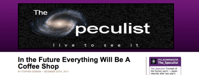 The Speculist