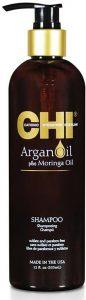 chi argan olie shampoo sulfaatvrij