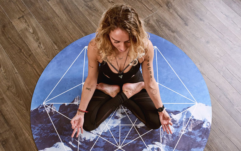 aroma yoga etherische olie