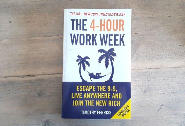 boek zelf ontwikkelen nomad lifestyle ondernemer