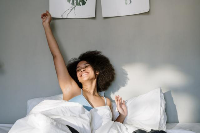 voordelen slapen zonder pyjama gezondheid