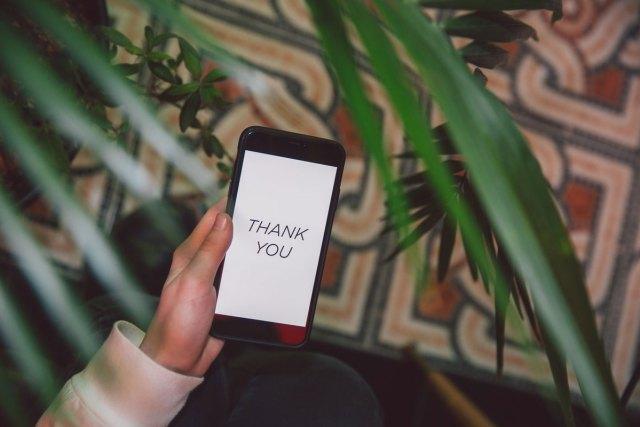 de kracht van dankbaarheid