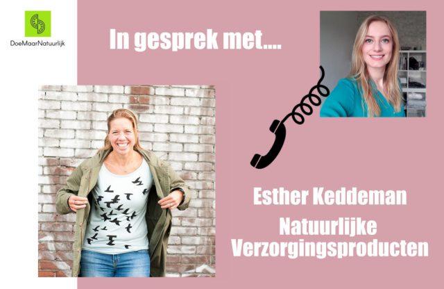 esther keddeman petit & jolie kaerel skincare