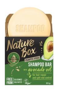 natura box shampoo bar review