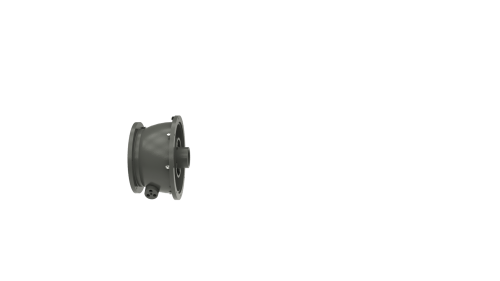 small resolution of high thrust reverse bucket operated by heavy duty mechanism suitable for nonrestricted crash stop manoeuvre the balanced nozzle fitted in a steering bowl