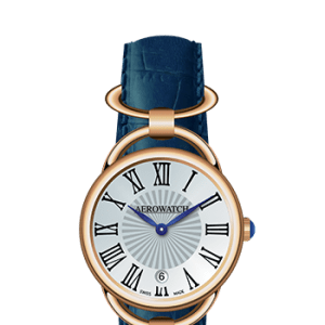 AEROWATCH Sensual Lederband Lady