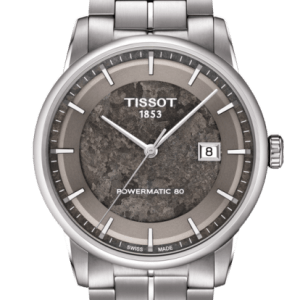 TISSOT LUXURY POWERMATIC 80 JUNGFRAUBAHN