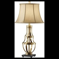 Doerr Furniture - Renoir Marble Base Table Lamp