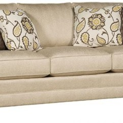 Bentley Sofa By King Hickory Brown With Chaise Winston Daybed Sleeper Sofas Living Room ...