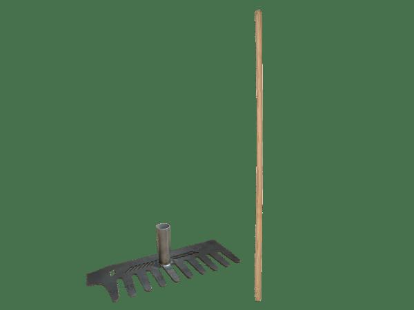 Dörte Tools - Multirechen zur Trailpflege und zum Trailbau.