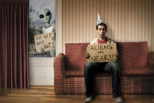 No Aliens Are Near
