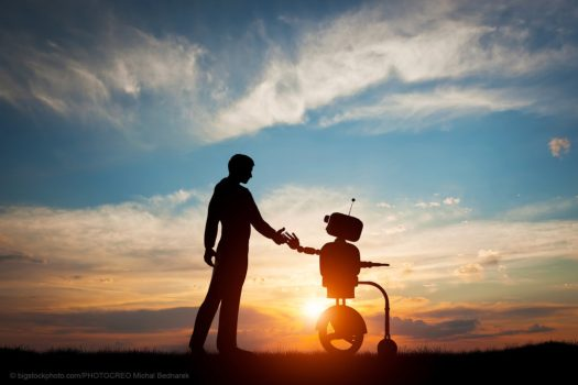 Man Meets Robot