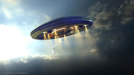 Science Fiction UFO