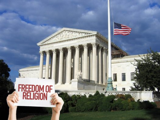 Religious Freedom Threatened