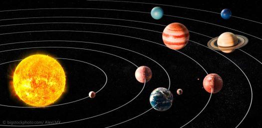 Our Unique Solar System