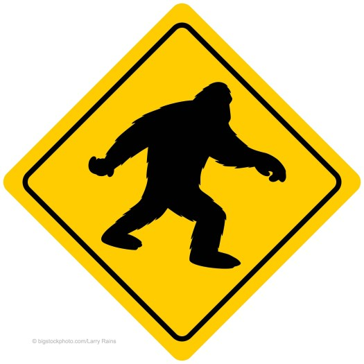 Bigfoot Legend