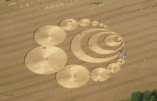Crop Circles and Design