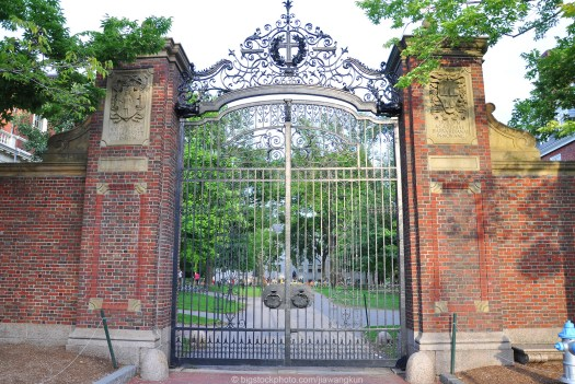 Harvard Hypocrisy at their Gate