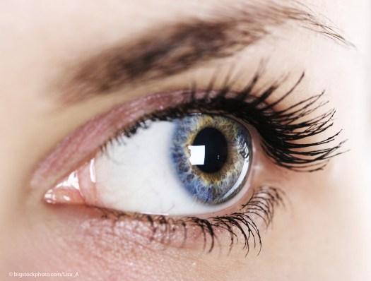 Amazing Human Eye