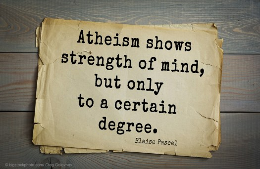 Why Atheism Makes Sense
