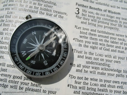 Moral Compass in the Bible