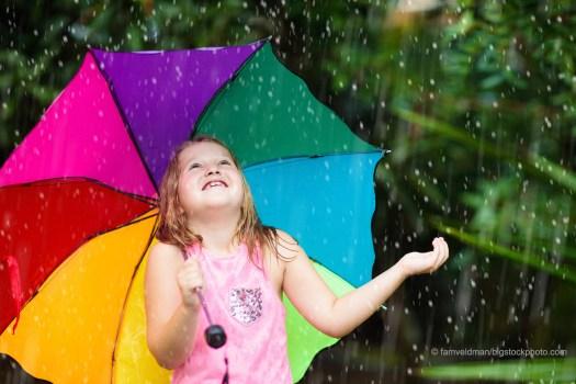 How Much Does Rain Weigh?