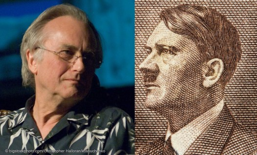 Hitler and Richard Dawkins