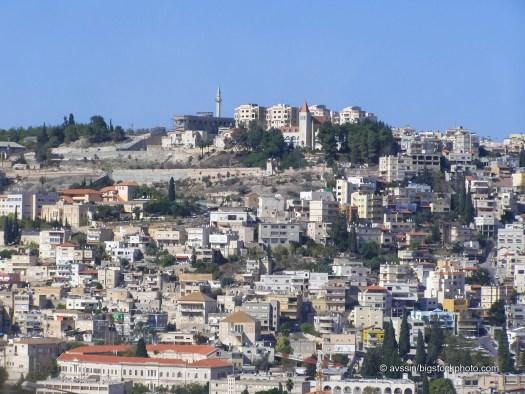 Nazareth, Israel. Why Call Him Jesus the Nazarene?