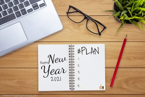 Resolutions and Priorities for 2021