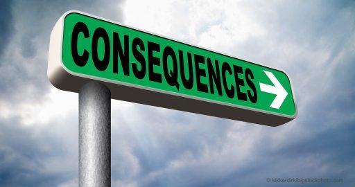 Behavior Has Consequences